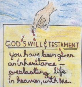 GOD'S WILL & TESTAMENT