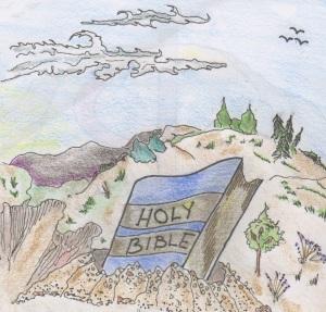 BURY THE BIBLE