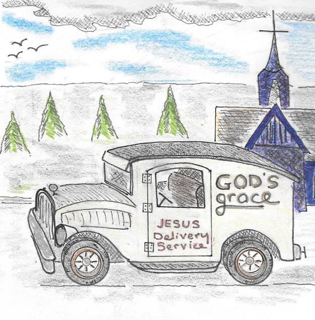 GOD'S GRACE DELIVERED